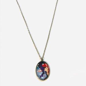 Disney Ariel Little mermaid Necklace